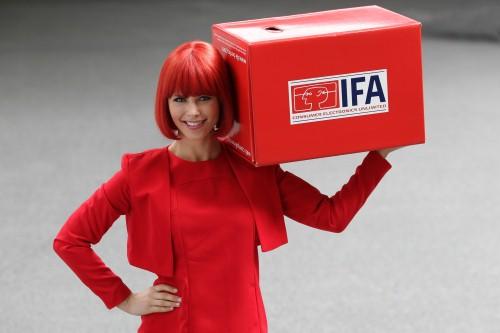 Unterwegs auf der IFA (Foto: Messe Berlin)