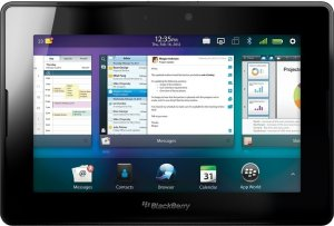 Blackberry Playbook 3G (Foto: Blackberry)