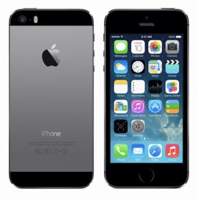 Apple iPhone 5s als Hauptgerät (Foto: Apple)