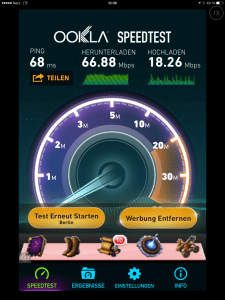 Gute LTE-Performance von E-Plus in Berlin