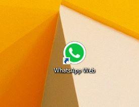 WhatsApp Web unter Windows 8.1
