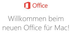 Office 2016 für den Mac ist ressourcenhungrig (Foto: Microsoft, Screenshot: SmartPhoneFan.de)