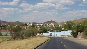 Unterwegs in Windhoek und Umgebung