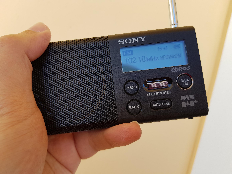 Empfang von Medina FM aus Marokko in Lagos an der Algarve