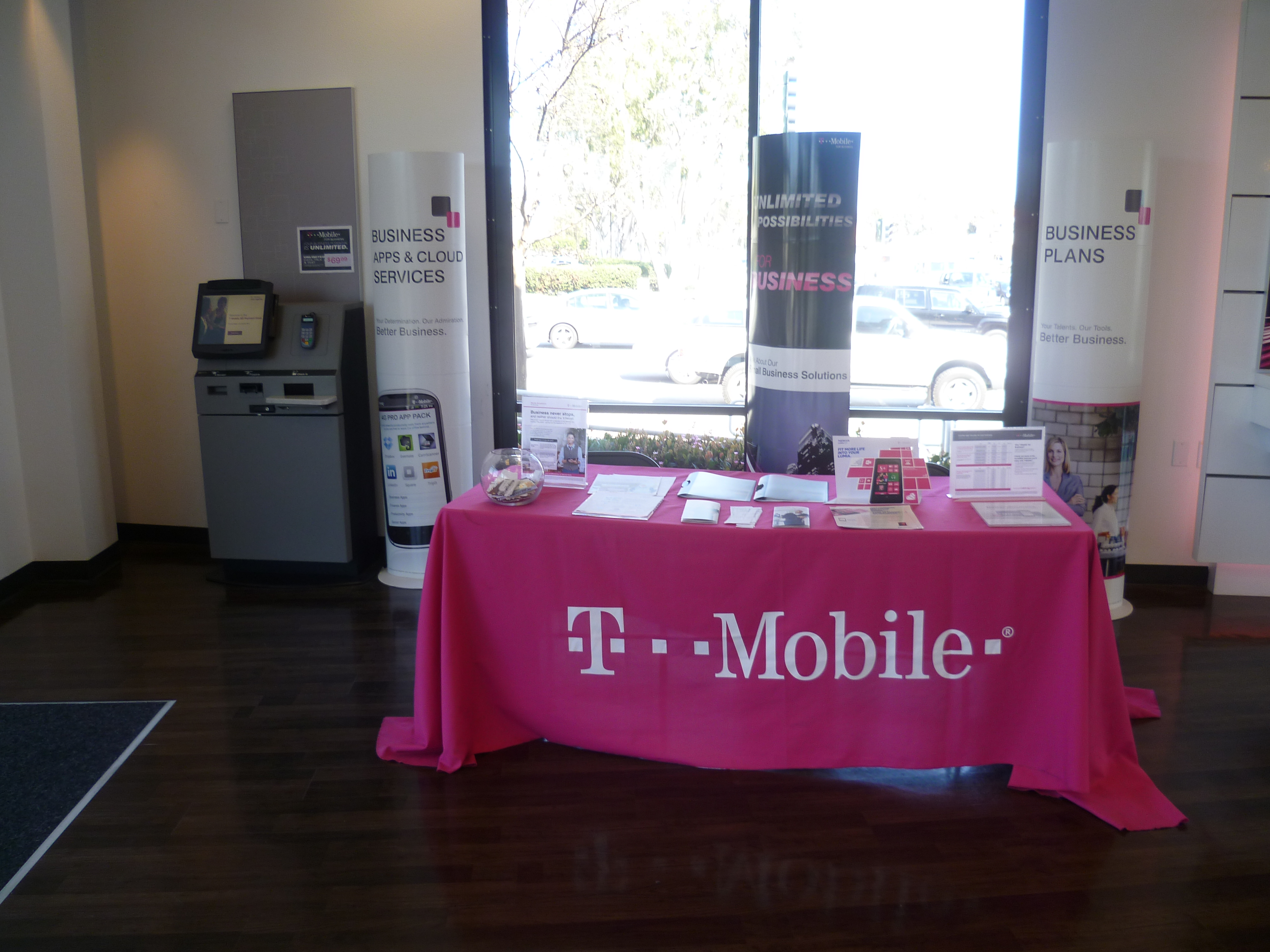 T-Mobile-Store in Los Angeles