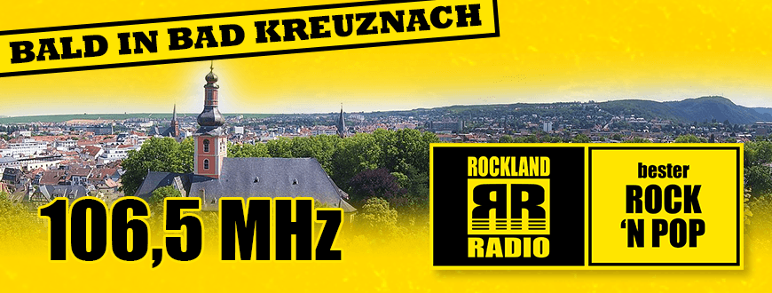 Rockland Radio startet in Bad Kreuznach (Foto: Rockland Radio)