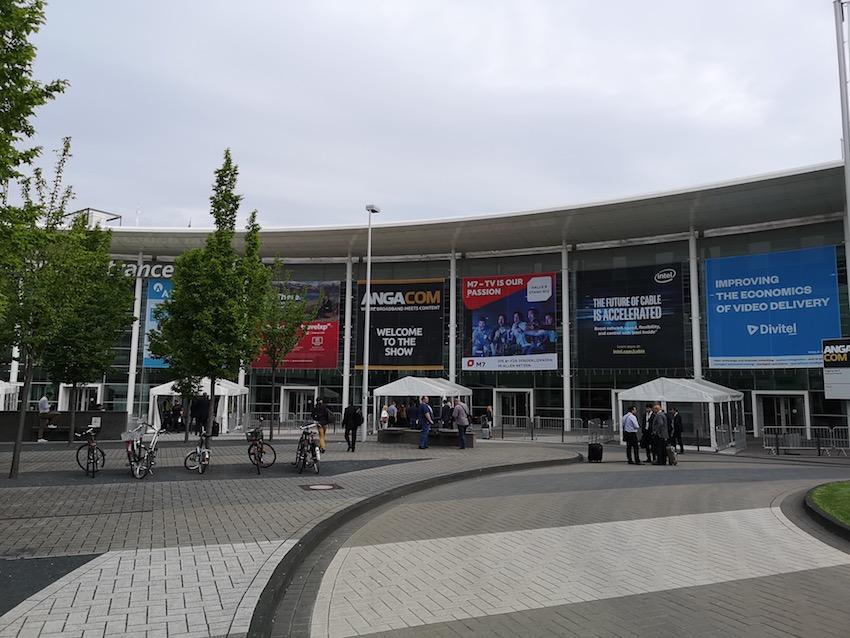 Besuch auf der ANGA Com in Köln