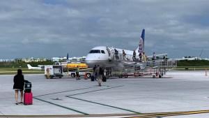 Abflug vom Flughafen in Key West (Foto: SmartPhoneFan.de)