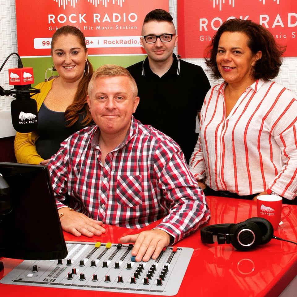 Rock Radio ist auf Sendung (Foto: Rock Radio)