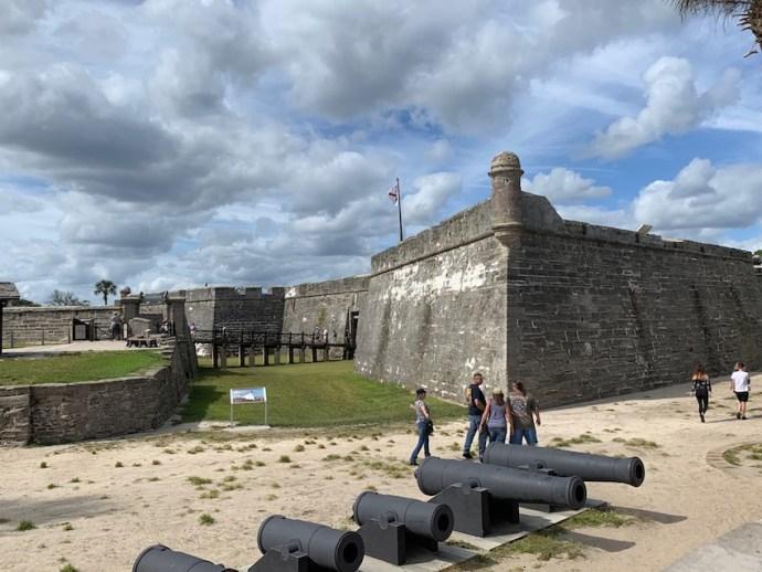 Castillo de San Marcos (Foto: SmartPhoneFan.de)