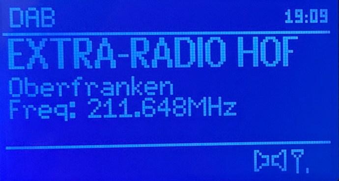 Oberfränkischer Multiplex erstmals seit langer Zeit wieder zu hören (Foto: SmartPhoneFan.de)
