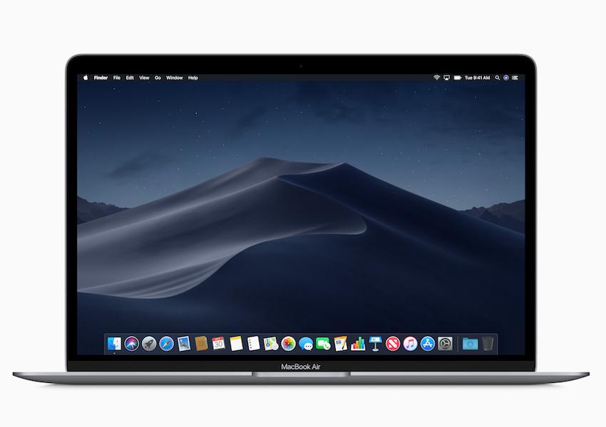 Neues MacBook Air vorgestellt (Foto: Apple)