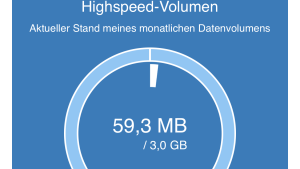 Neue simplytel-App (Foto: SmartPhoneFan.de)