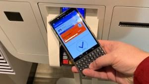 Digitale-Karten-App der VR Banken (Foto: SmartPhoneFan.de)