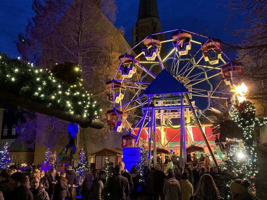 Bielefelder Weihnachtsmarkt (Foto: SmartPhoneFan.de)