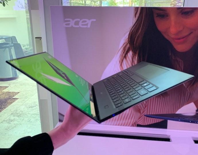 Acer Swift 7 (Foto: SmartPhoneFan.de)