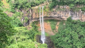 Wasserfall bei Chamarel (Foto: SmartPhoneFan.de)