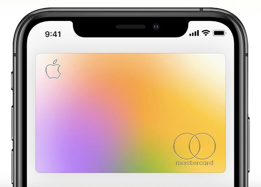 Die Apple Card war der Star auf der Apple-Keynote (Foto: Apple)