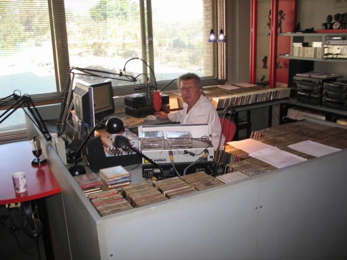 Im Studio von Mix Radio (Foto: SmartPhoneFan.de)