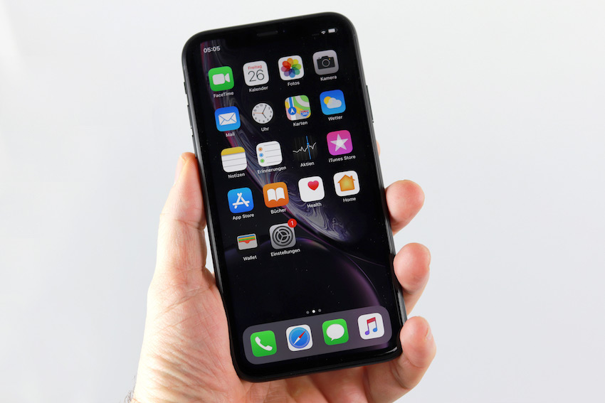 iPhone XR (Foto: teltarif.de)