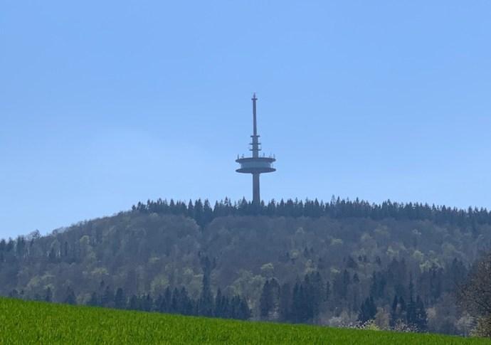 Senderstandort Hohes Lohr (Foto: SmartPhoneFan.de)