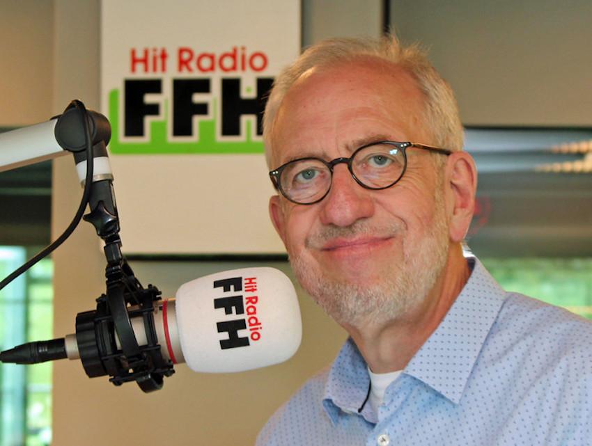 Hans-Dieter Hillmoth verabschiedet sich in den Ruhestand (Foto: FFH)