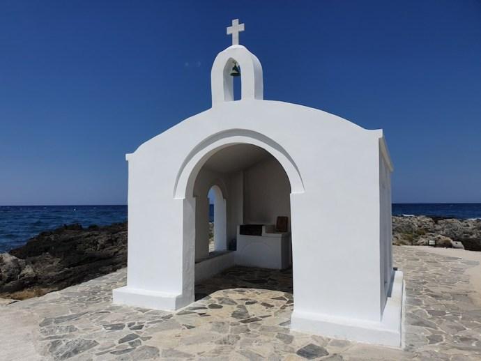 Sankt Nicholas Kirche in Georgioupoli (Foto: SmartPhoneFan.de)