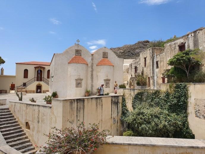 Im Kloster Preveli (Foto: SmartPhoneFan.de)