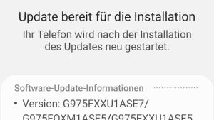 Das nächste Samsung-Update ist da (Foto: SmartPhoneFan.de)