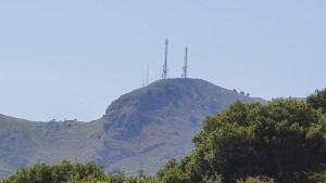 Sendeanlagen auf Kreta (Foto: SmartPhoneFan.de)