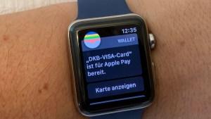 DKB Visa in der Apple Wallet (Foto: SmartPhoneFan.de)