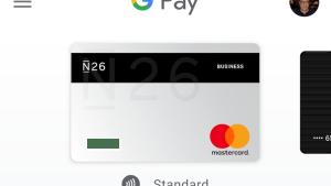 N26 bei Google Pay (Foto: SmartPhoneFan.de)