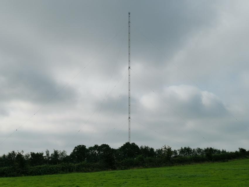 RTÉ-Langwellensender Clarkestown (Foto: SmartPhoneFan.de)