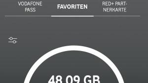 Neuer Vodafone-Tarif (Foto: SmartPhoneFan.de)