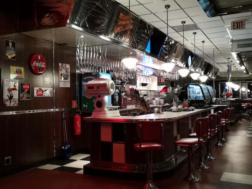 Sam Kullman's Diner in Linthe (Foto: SmartPhoneFan.de)
