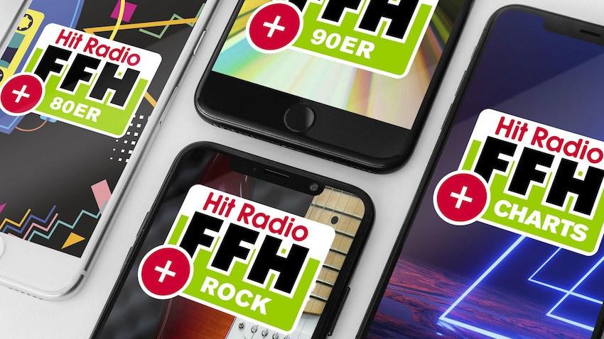 FFH+ seit einem Monat auf Sendung (Foto: Hit Radio FFH)