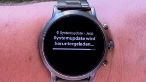 Update für die Fossil-Smartwatch (Foto: SmartPhoneFan.de)