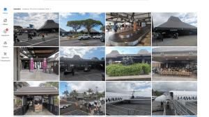 Google Fotos auf dem MacBook Pro (Foto: SmartPhoneFan.de)