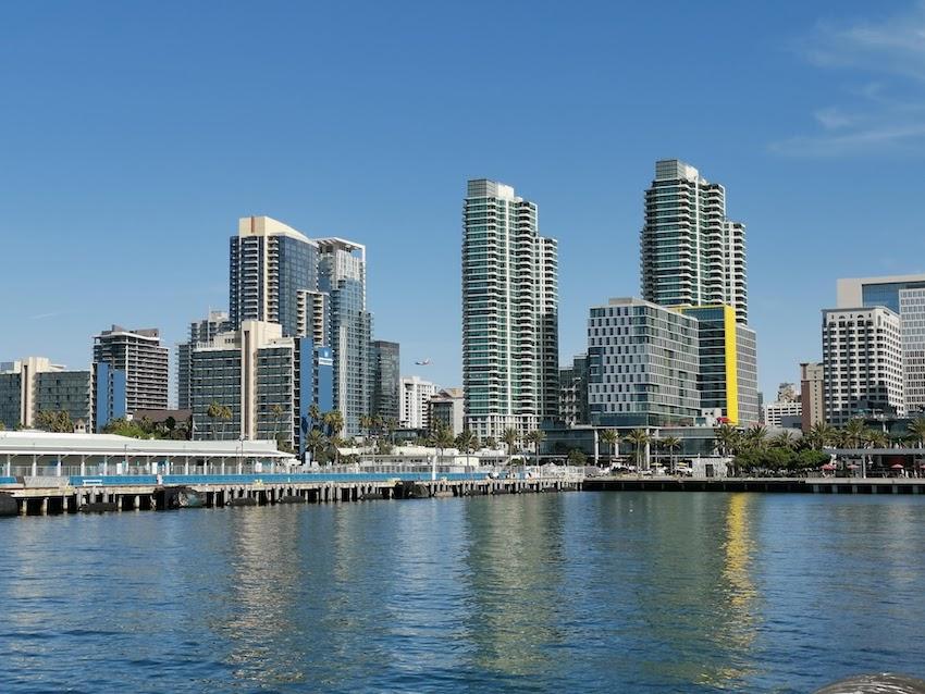Kurzer Besuch in San Diego (Foto: SmartPhoneFan.de)
