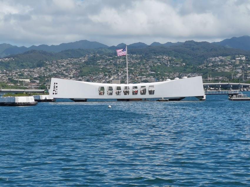 USS Arizona Memorial (Foto: SmartPhoneFan.de)