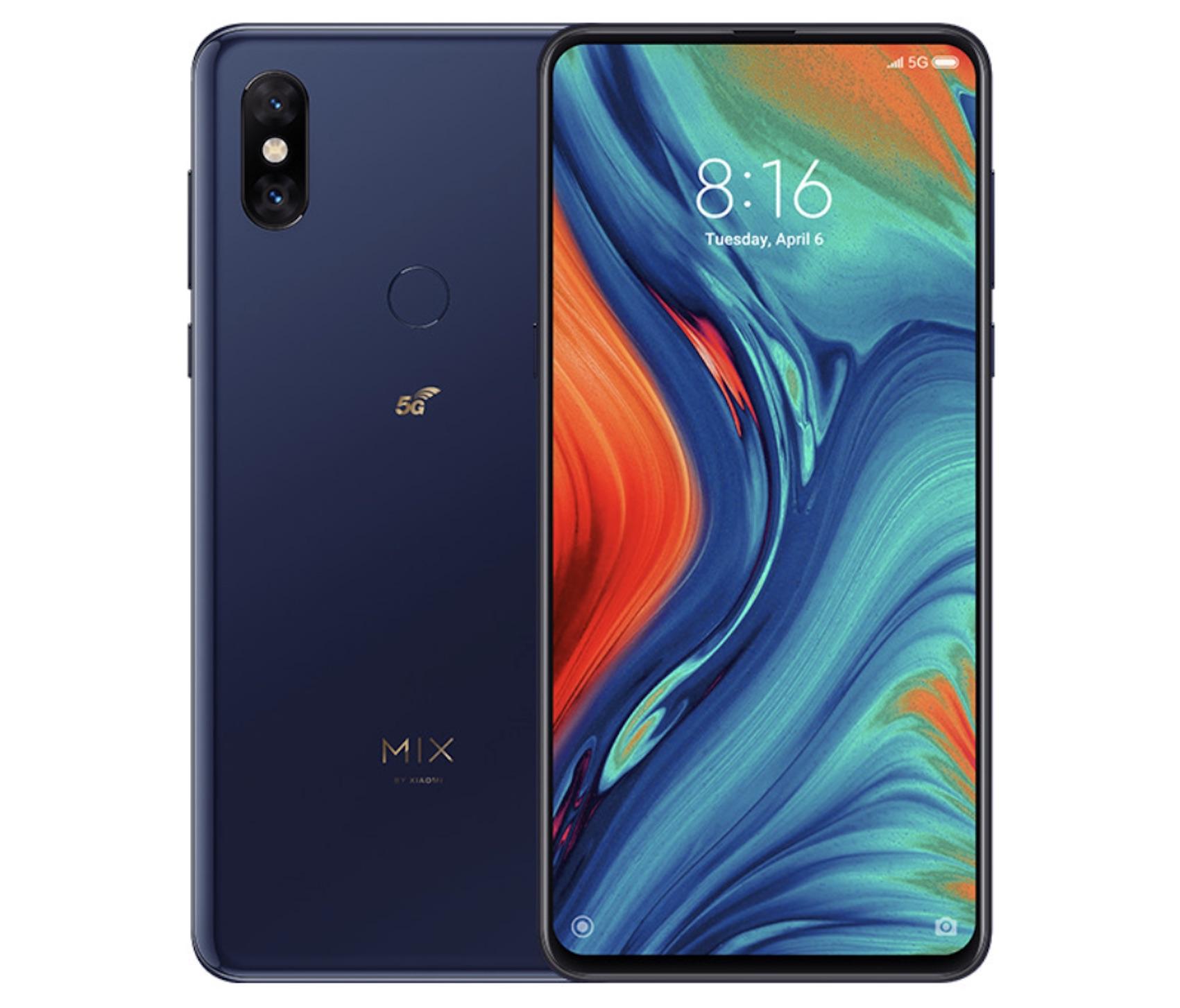 Xiaomi Mi Mix 3 5G (Foto: eGlobalCentral)