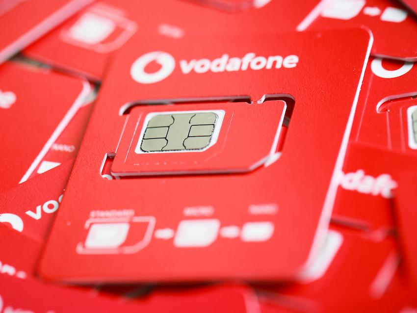 iMessage-Problem bei Vodafone (Foto: SmartPhoneFan.de)