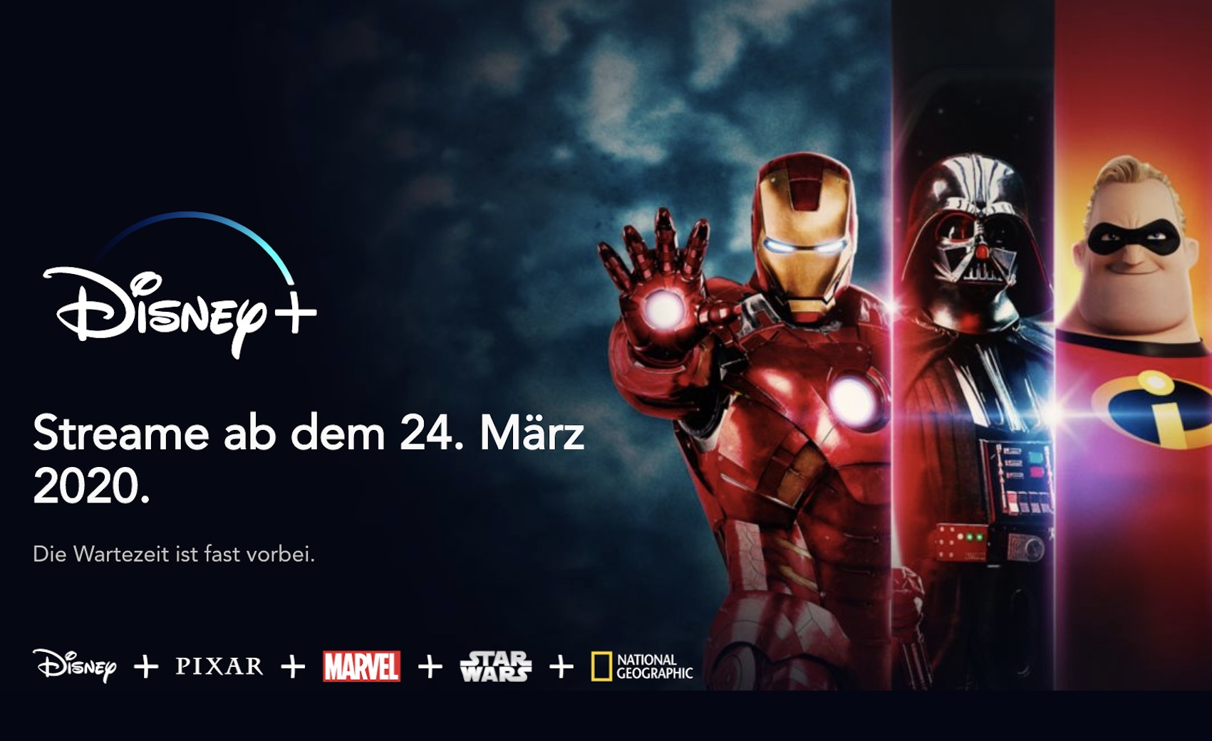 Disney+ vor Deutschland-Start (Screenshot: SmartPhoneFan.de)