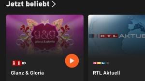 Zattoo-App auf dem iPhone (Foto: SmartPhoneFan.de)
