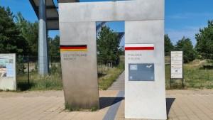 Deutsch-polnische Grenze bei Ahlbeck (Foto: SmartPhoneFan.de)