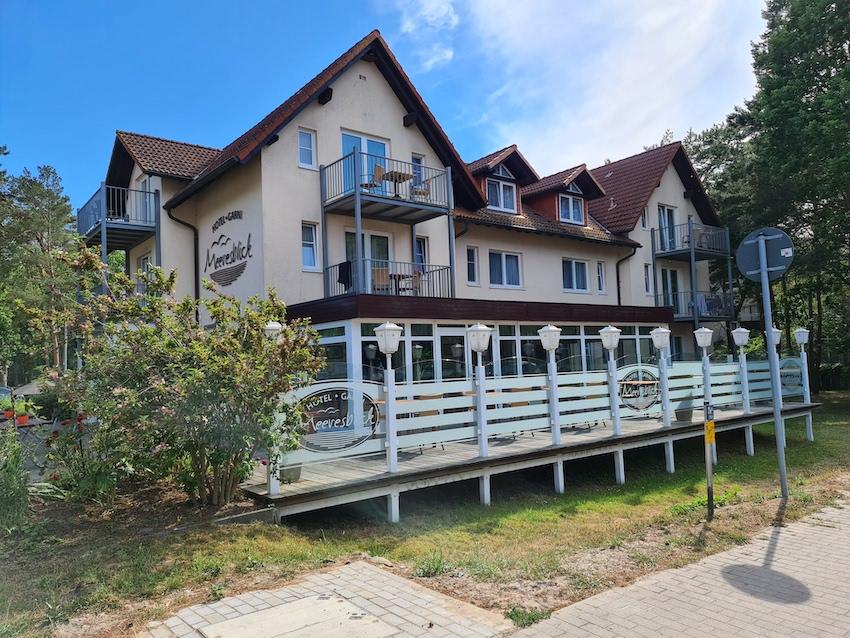 Hotel Meeresblick in Glowe (Foto: SmartPhoneFan.de)