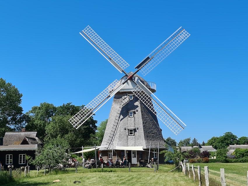Mühle Ahrenshoop (Foto: SmartPhoneFan.de)