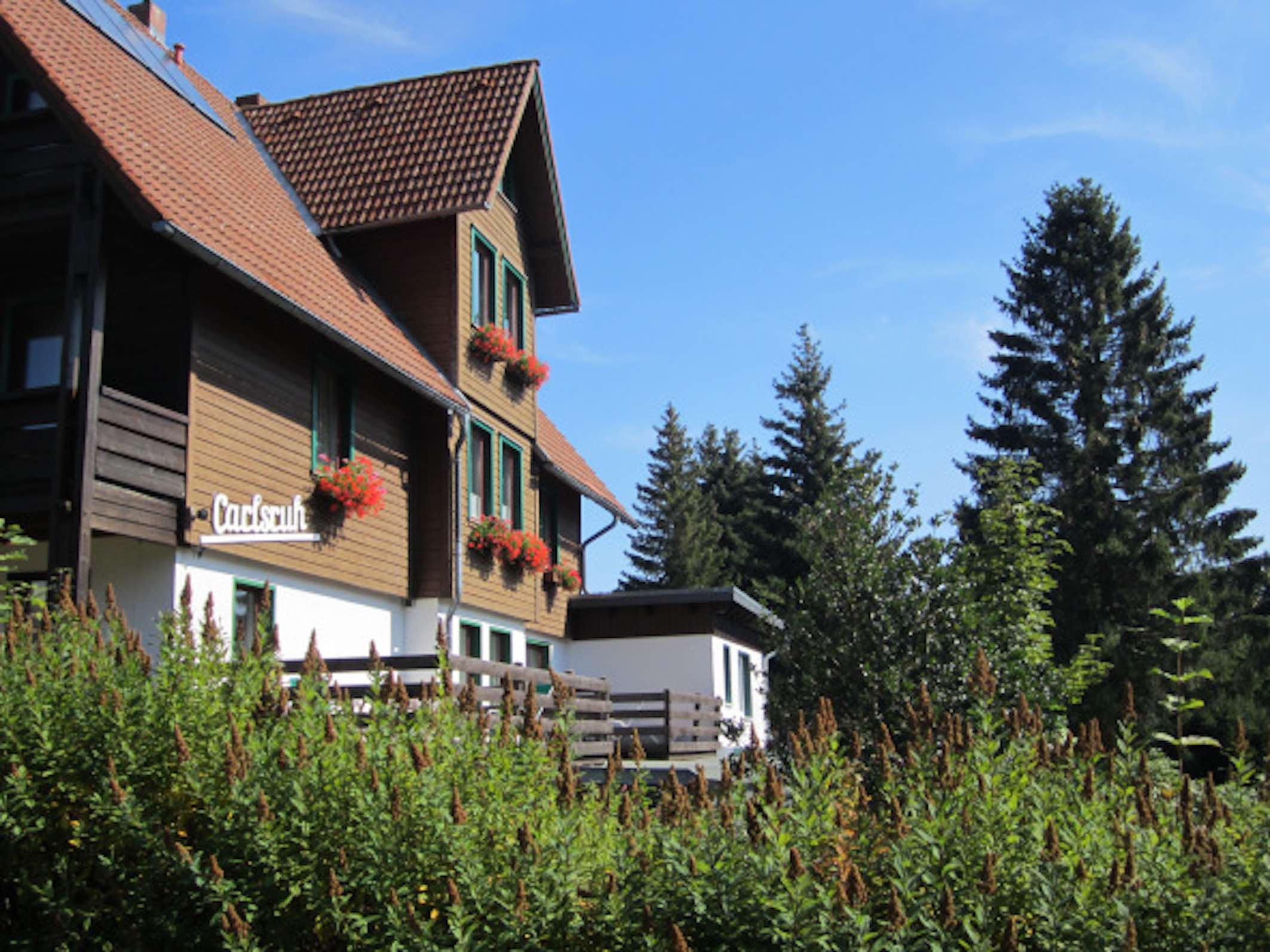 Hotel Carlsruh in Braunlage (Foto: Hotel Carlsruh)