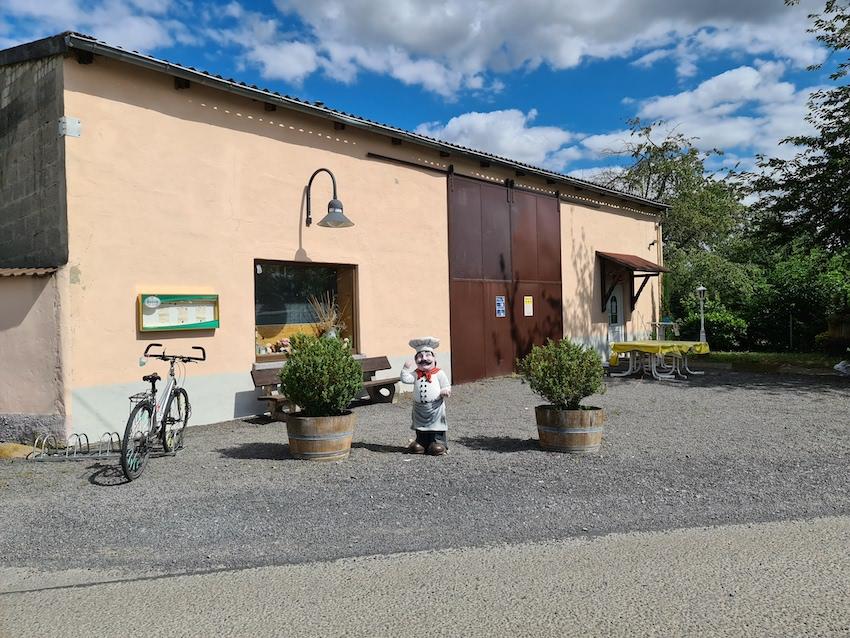 Radiostammtisch im Weingut Scherbaum (Foto: SmartPhoneFan.de)