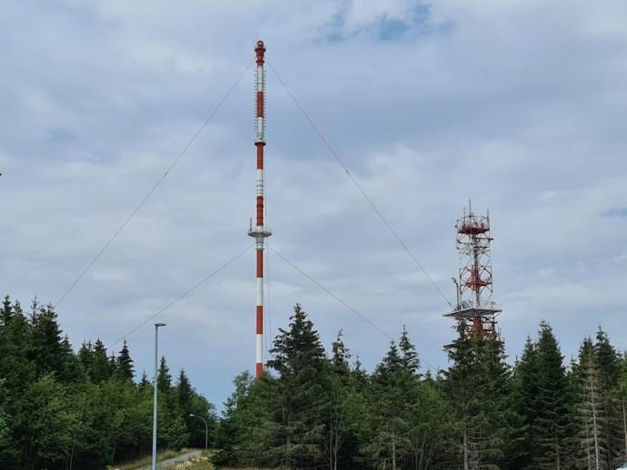 DFMG-Sender Torfhaus (Foto: SmartPhoneFan.de)